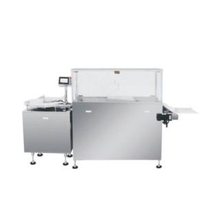KCZX超声波直线式洗瓶机